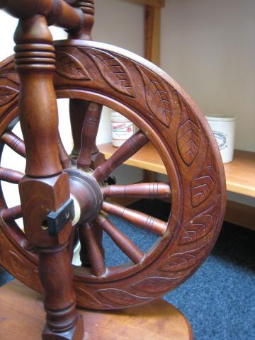 Burray drawing room wheel