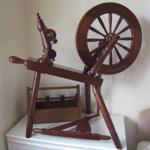 My Orkney wheel