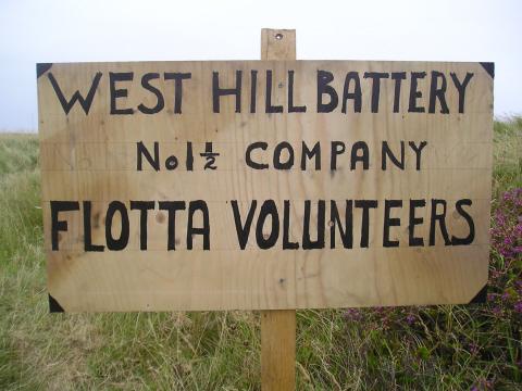 Flotta Volunteers