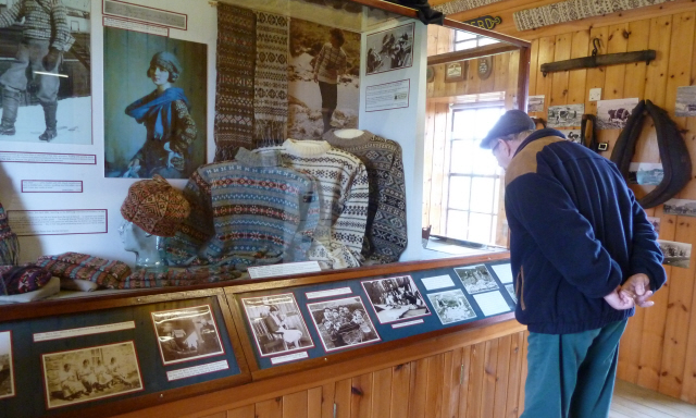 Fair Isle Museum – Northern Lace