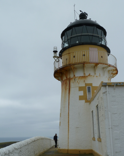 Fair Isle kirk – Northern Lace