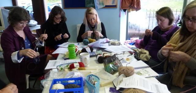 Knitting Groups Glasgow : Glasgow school of yarn northern lace
