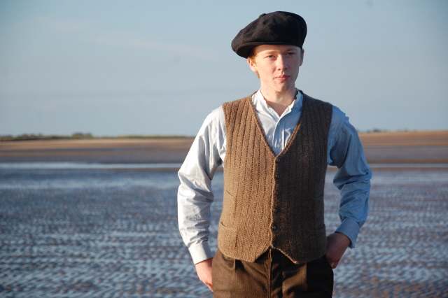 William's waistcoat.