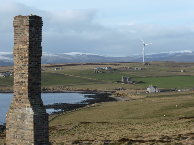 09 turbine and chimney
