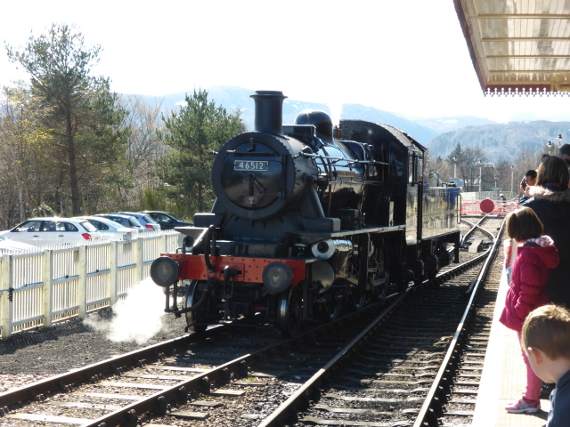 Strathspey Steam Railway  001