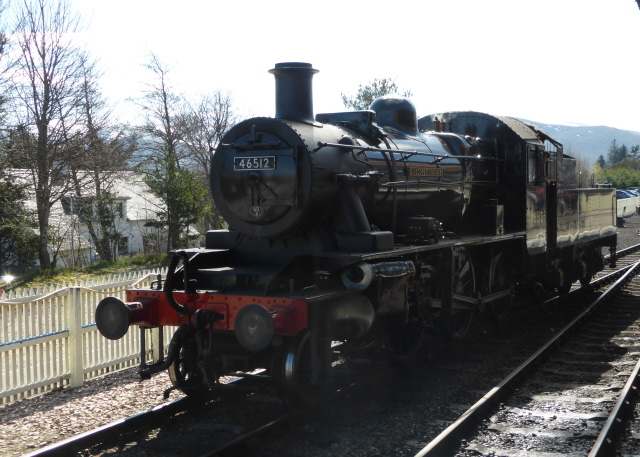 Strathspey Steam Railway  1