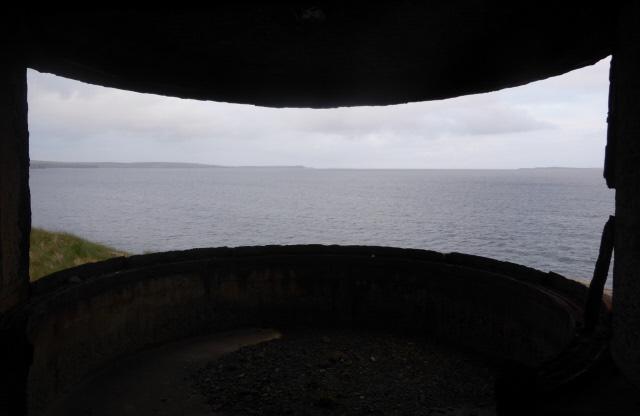 005. gun emplacement