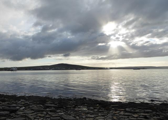 Orkney Sunset 001